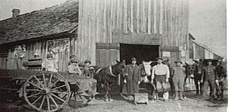 Blacksmith shop, Vilonia Arkansas, Faulkner County Historical Society