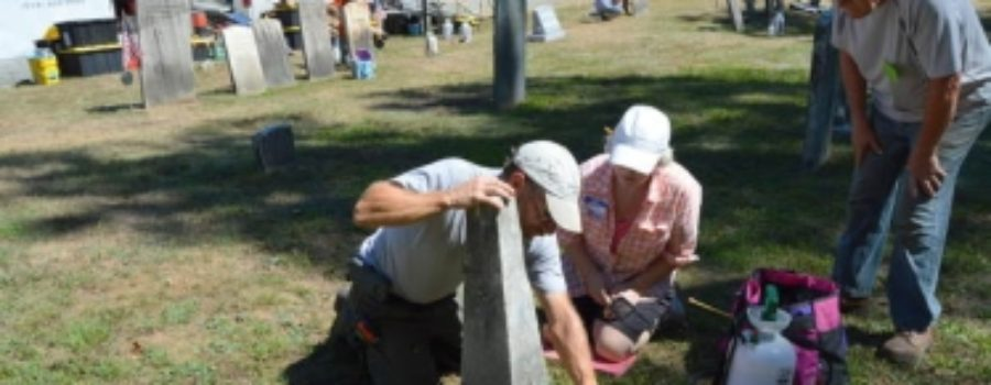 Cemetery Lecture / Workshop Set for April