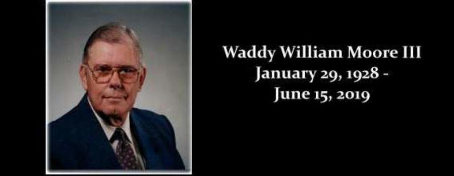Waddy William Moore III
