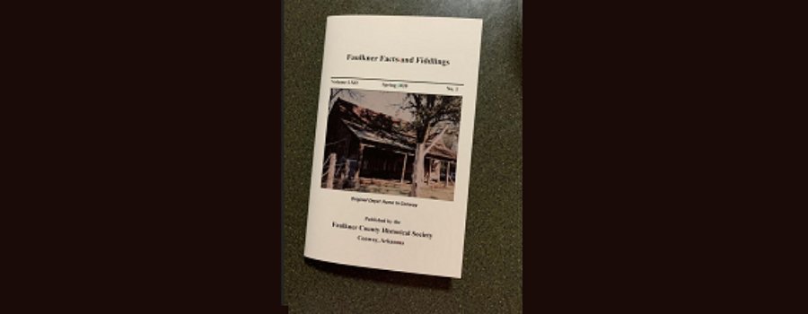 Spring 2020 Facts and Fiddlings Published